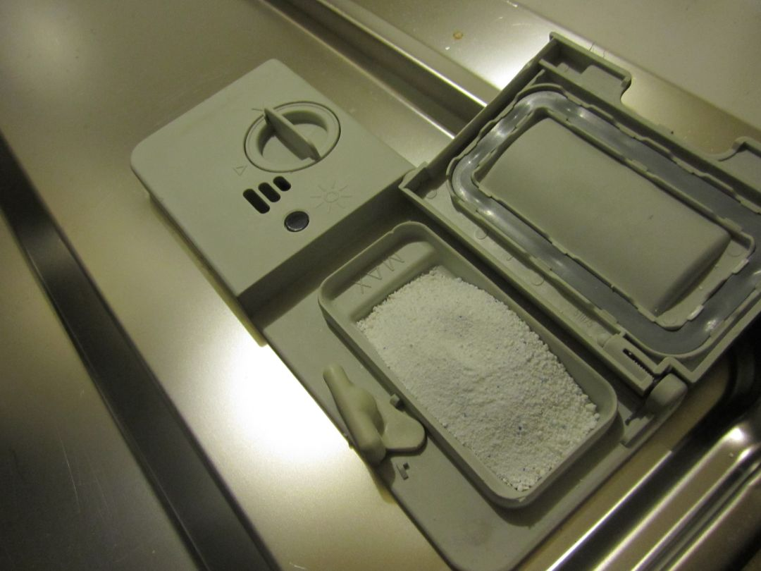 tipp geschirrspüler – pulver oder tabs!?  jasons blog ~ Geschirrspülmaschine Tabs Oder Pulver